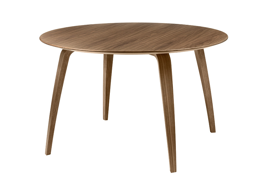 Table ronde gubi komplot design lausanne suisse - Table design ronde ...