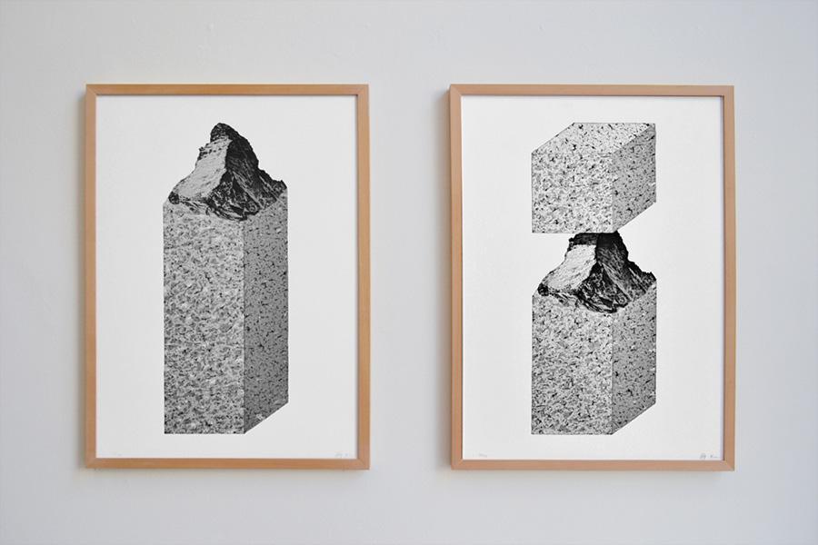 Monument I et II, A3 Studio