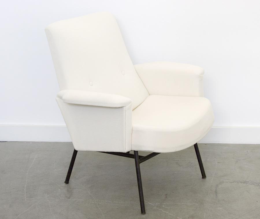 Sk660 pierre guariche steiner lausanne suisse - Pierre guariche fauteuil ...