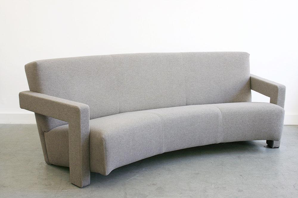 gerrit t rietveld canap utrecht cassina lausanne. Black Bedroom Furniture Sets. Home Design Ideas
