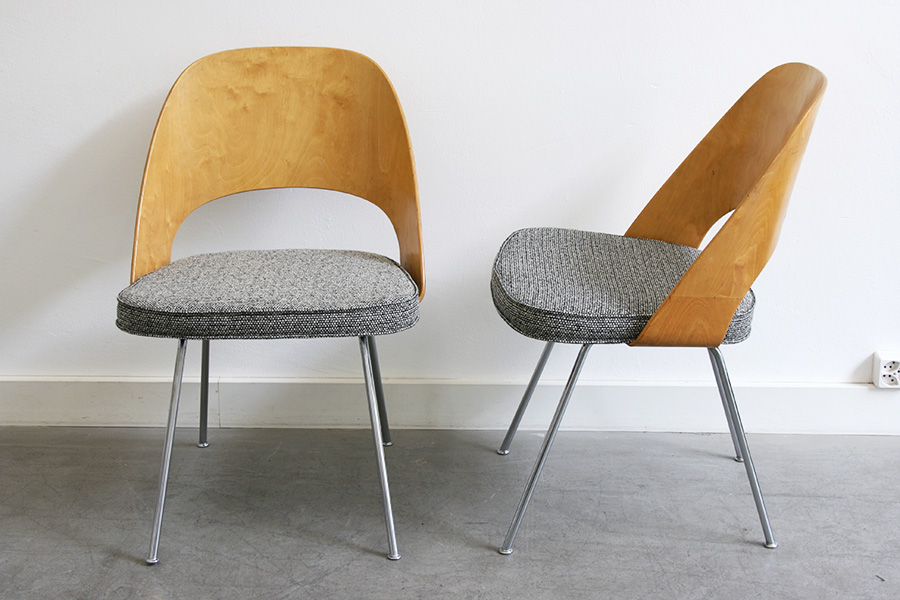 Saarinen 4 chaises executive