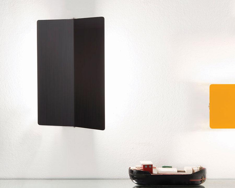 applique volet pivotant double ou pli charlotte perriand nemo. Black Bedroom Furniture Sets. Home Design Ideas