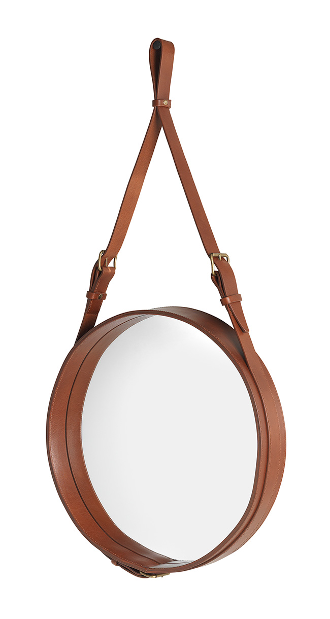 Mirror - Circulaire, S tan, Jacques Adnet, Gubi