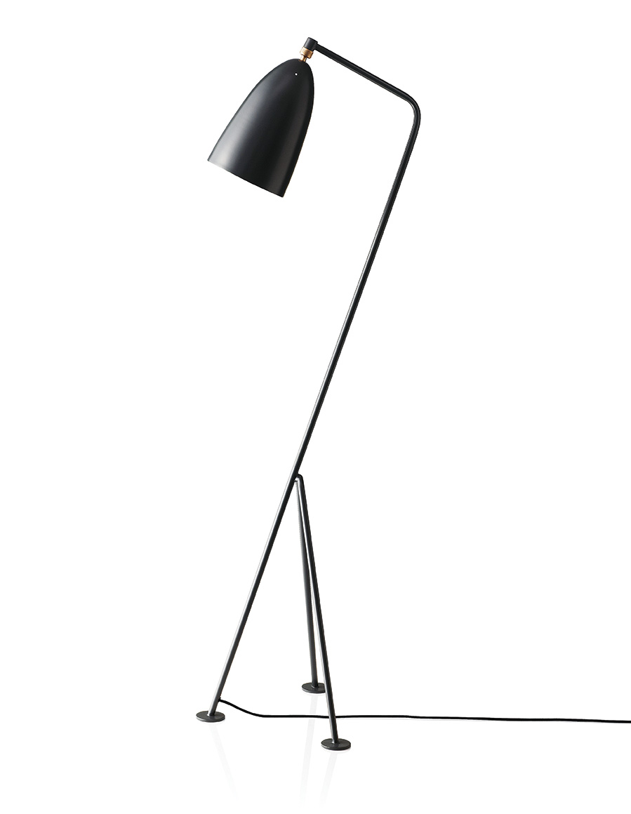 lampadaire grasshopper greta grossman gubi lausanne. Black Bedroom Furniture Sets. Home Design Ideas
