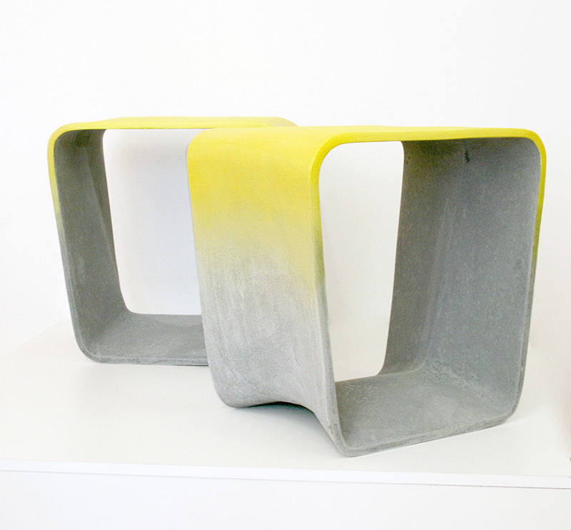 Nicolas Le Moigne, ECAL gradient yellow, Kissthedesign