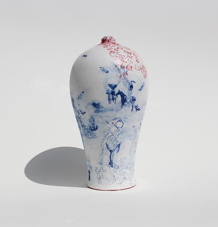 Martin Hyde, True Blue, 2013