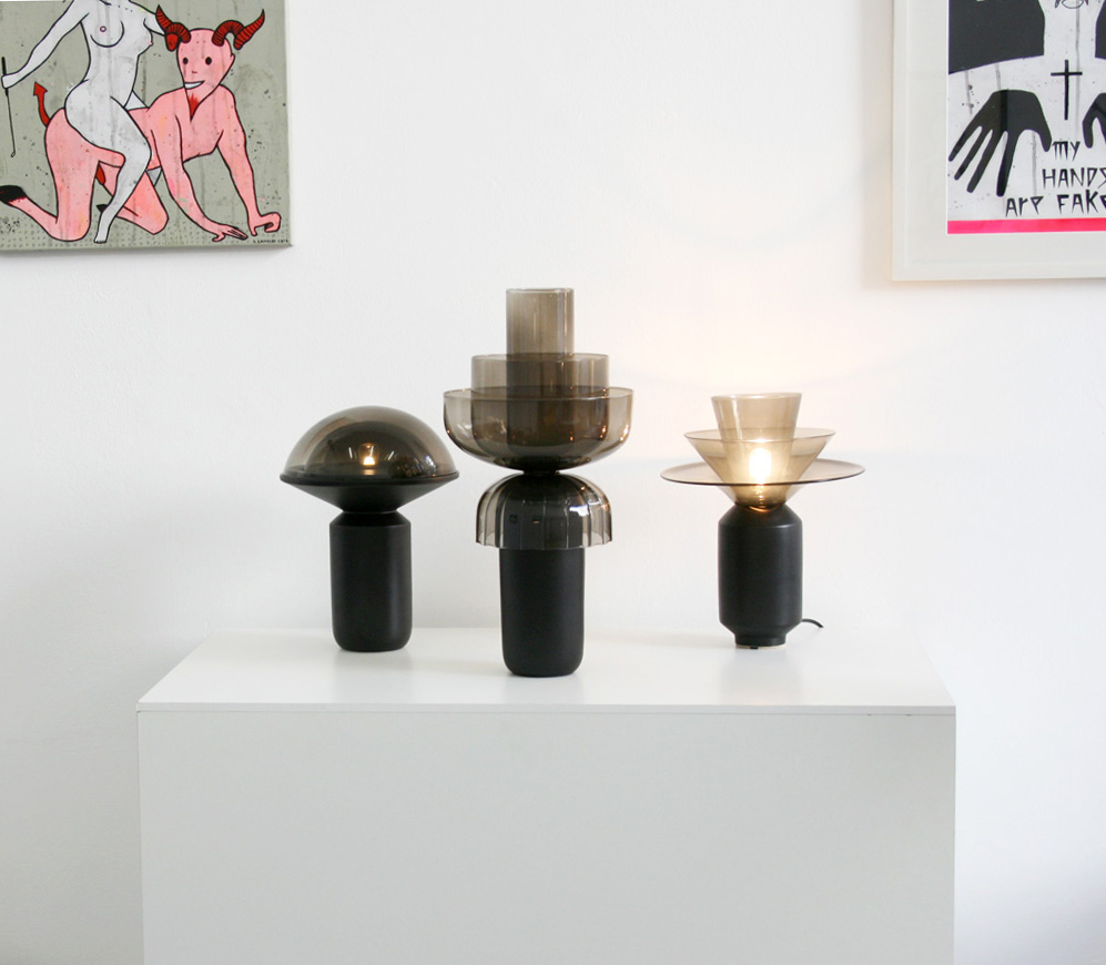 Matteo Zorzenoni, Vue de l'exposition