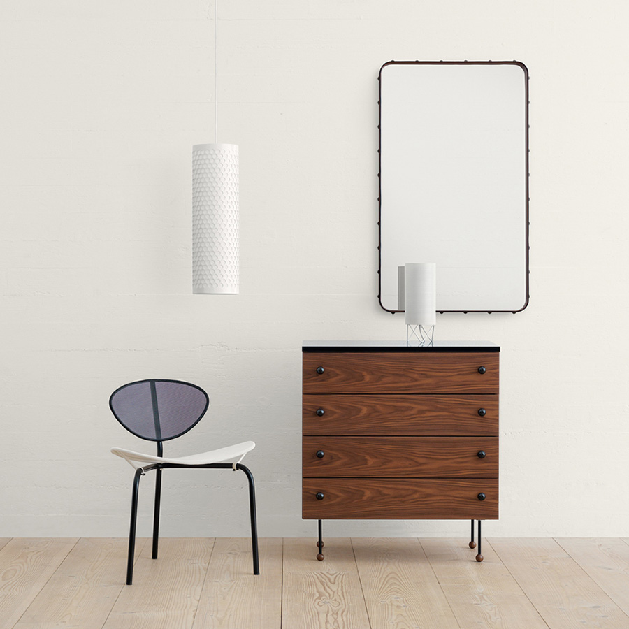 kommode serie 62 grossman gubi lausanne schweiz. Black Bedroom Furniture Sets. Home Design Ideas