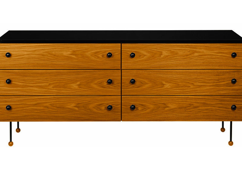 Dresser 6, serie 62, Greta Grossman, Gubi