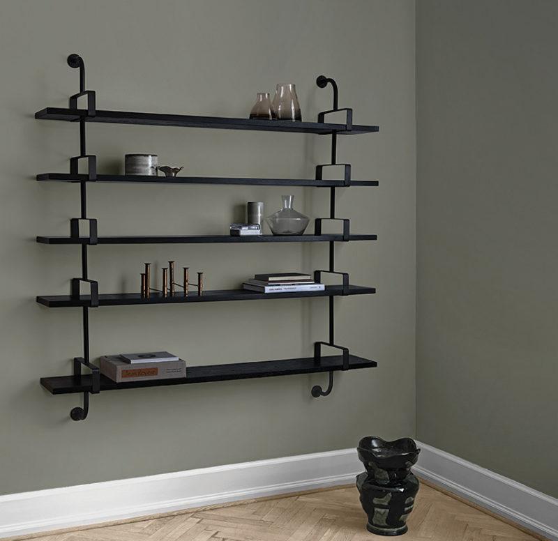 Shelves, Mathieu Matégot, Gubi