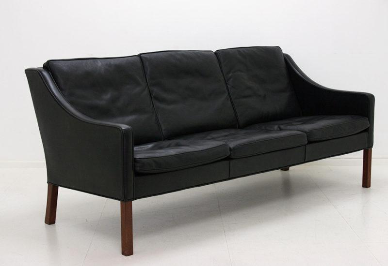 BM 2209 Sofa, Borge Mogensen, Fredericia