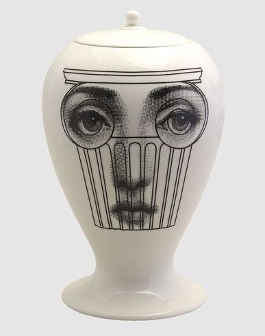 Vase Capitello, Fornasetti, Bitossi