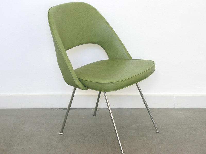 Chaise executive, Eero Saarinen, Knoll
