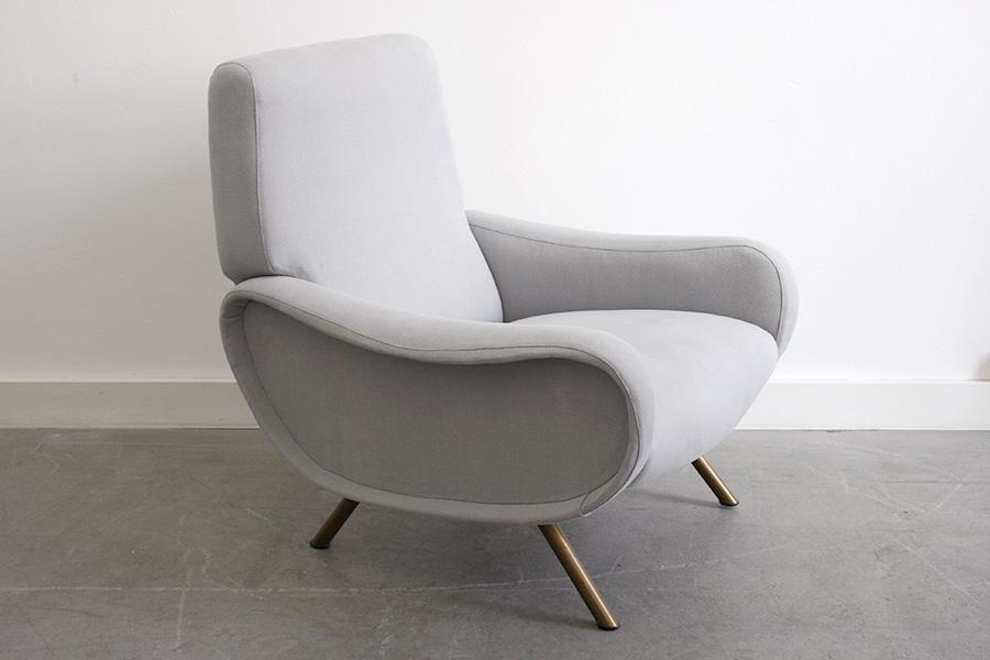 Zanuso fauteuil lady arflex design 20e lausanne suisse - Fauteuil massant suisse ...