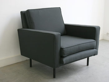 Fauteuil Loose Cushion, George Nelson, Herman Miller