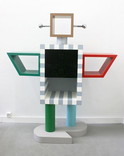 Ginza Schrank, Masanori umeda, Memphis Milano