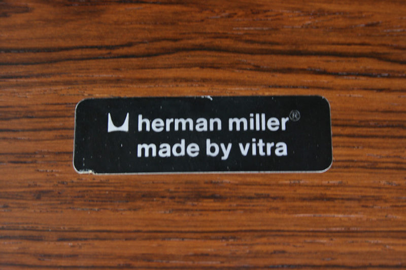 Herman Miller by Vitra tag