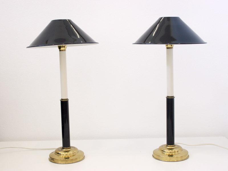 Paire de lampes Tommaso Barbi