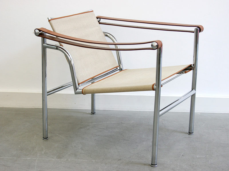 Fauteuil LC1, Le Corbusier, Perriand, Jeanneret, Cassina