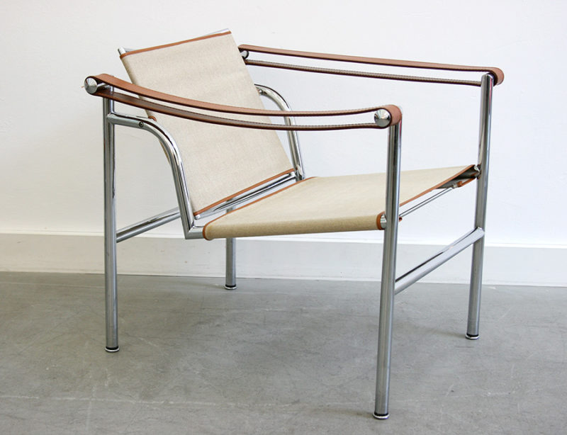 LC1 Sessel, Le Corbusier, Perriand, Jeanneret, Cassina