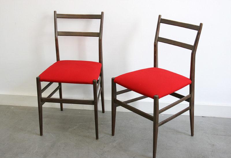 Leggera Stühle, Gio Ponti, Cassina