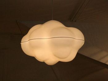 Suspension nuage, Wolkenlampe, Susi & Ueli Berger, Edition Wohnbedarf, wb form