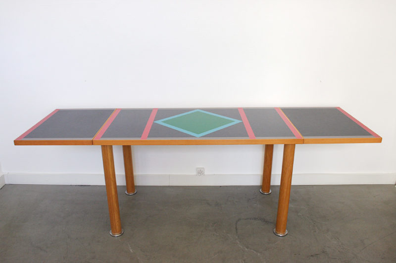 Table à rallonges Filicudi, Ettore Sottsass, Zanotta