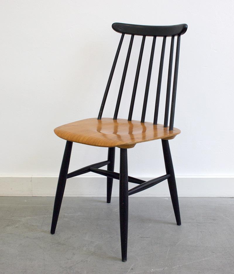 Fanett chairs, Ilmari Tapiovaara, Edsby-Verken