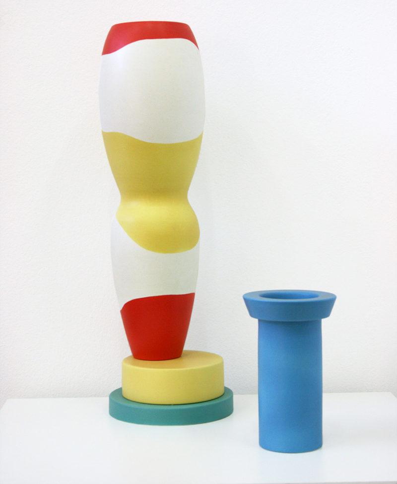 Vase 10502, George Sowden, Bitossi
