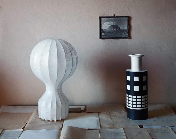 Vase Rocchetto, Ettore Sottsass, Bitossi céramique