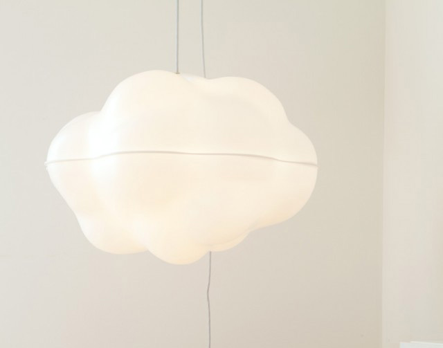 Suspension nuage, Wolkenlampe, Susi & Ueli Berger, Edition Wohnbedarf, wb form