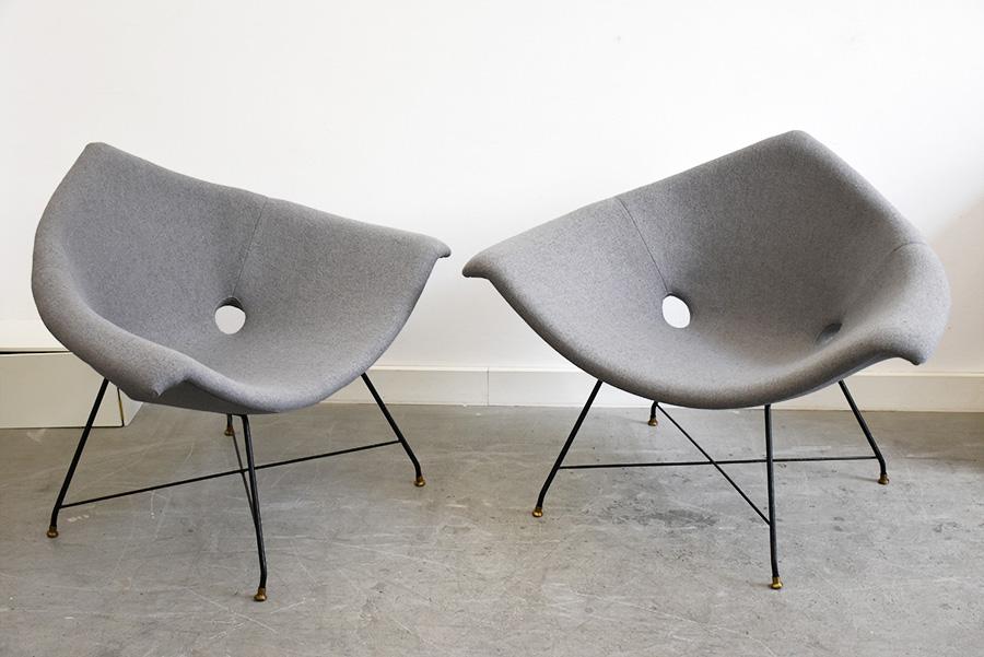 augusto bozzi saporiti lounge sessel designklassiker schweiz. Black Bedroom Furniture Sets. Home Design Ideas