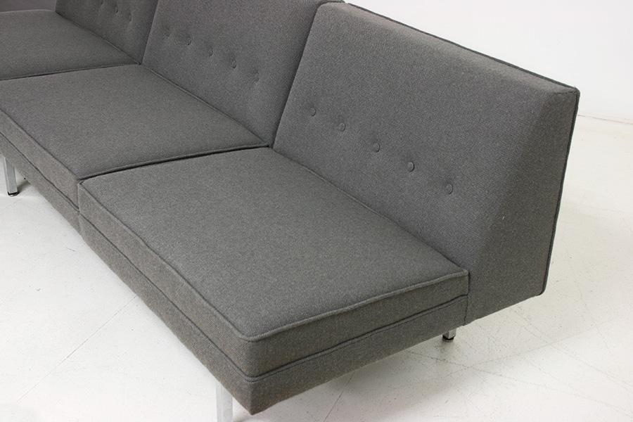 canap modular george nelson herman miller. Black Bedroom Furniture Sets. Home Design Ideas
