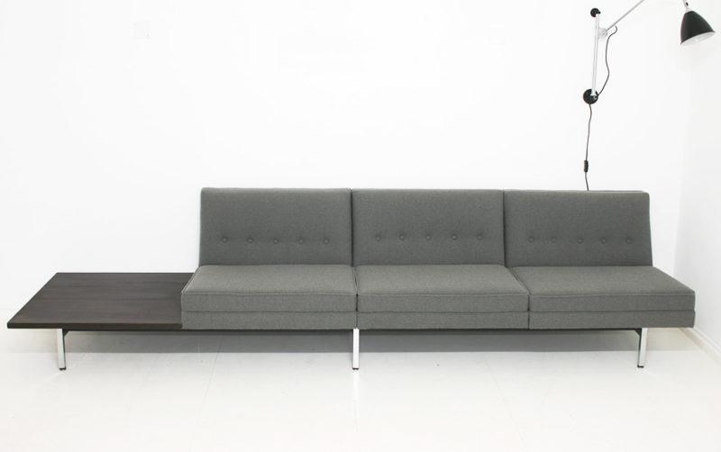 Modular sofa, George Nelson, Herman Miller