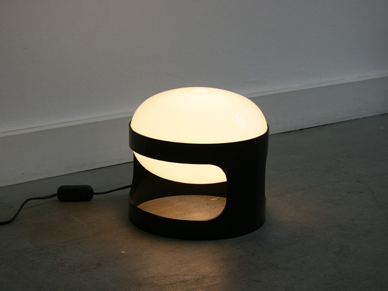 KD27 lamp, Joe Colombo, Kartell