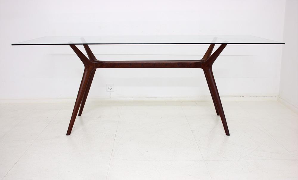 Tisch designklassiker  Vintage Esstisch | Italienisches Design aus den 50er | Schweiz