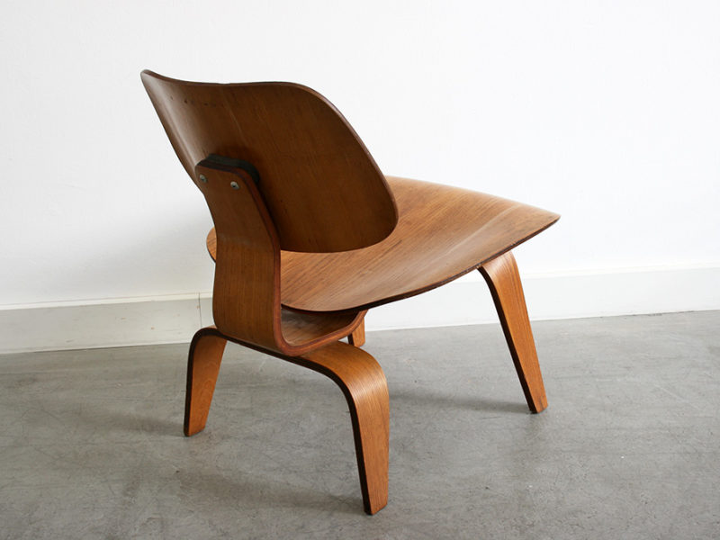 LCW, lounge chair wood, Eames, Evans, first production