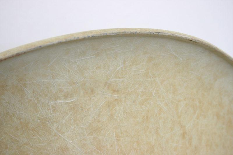 Détail fibre de verre