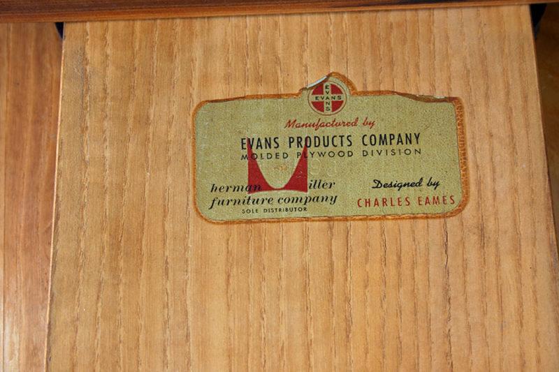 Étiquette Evans product company