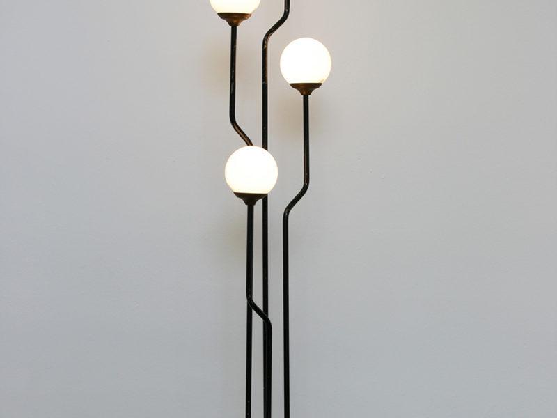 Lampe sur pied, Goffredo Reggiani