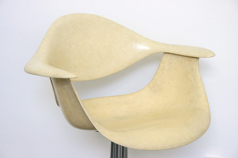 Fauteuil DAF, George Nelson, Herman Miller
