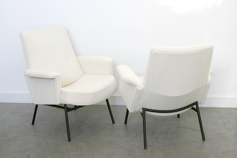 sk660 pierre guariche steiner lausanne suisse. Black Bedroom Furniture Sets. Home Design Ideas