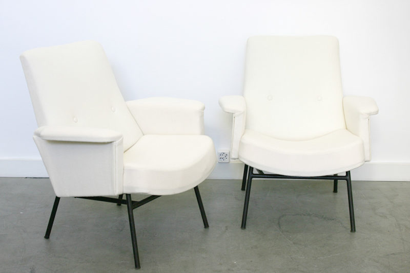 SK 660 chairs, pierre Guariche, Steiner