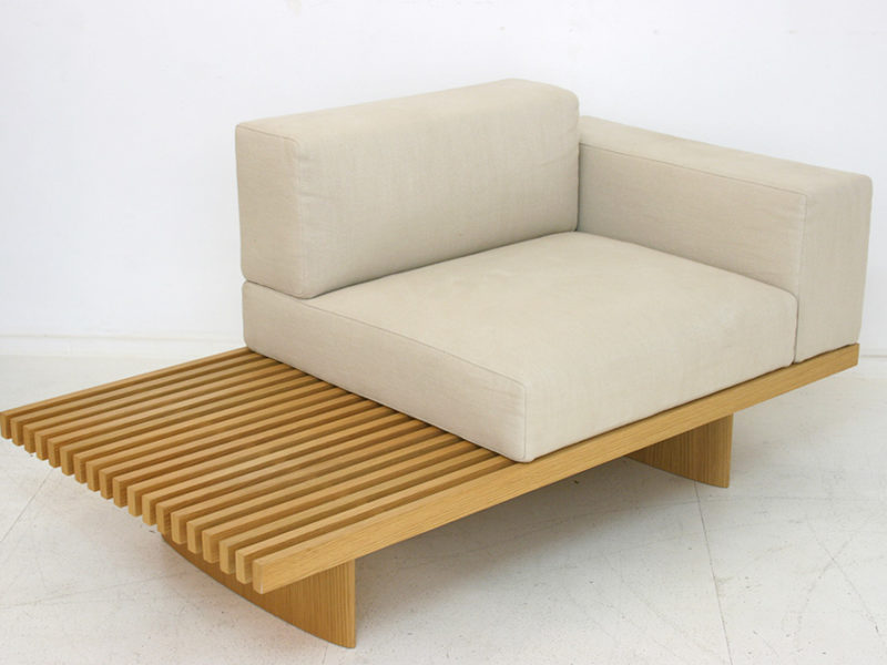 Refolo Sofa, Charlotte Perriand, Cassina