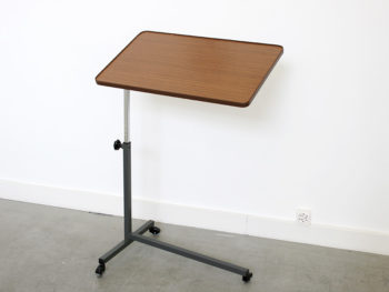 Vintage side table in the style of Caruelle, Embru