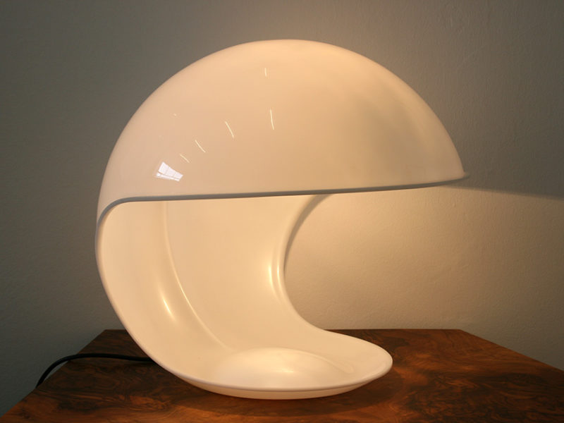 Lampe Foglia, Martinelli