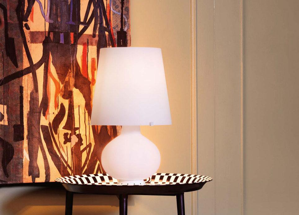 lampe fontana max ingrand fontana arte lausanne suisse. Black Bedroom Furniture Sets. Home Design Ideas