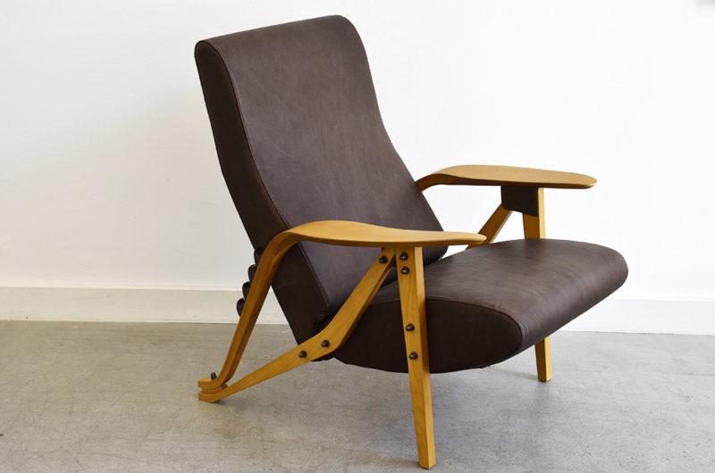 Carlo Mollino, fauteuil Gilda, Zanotta
