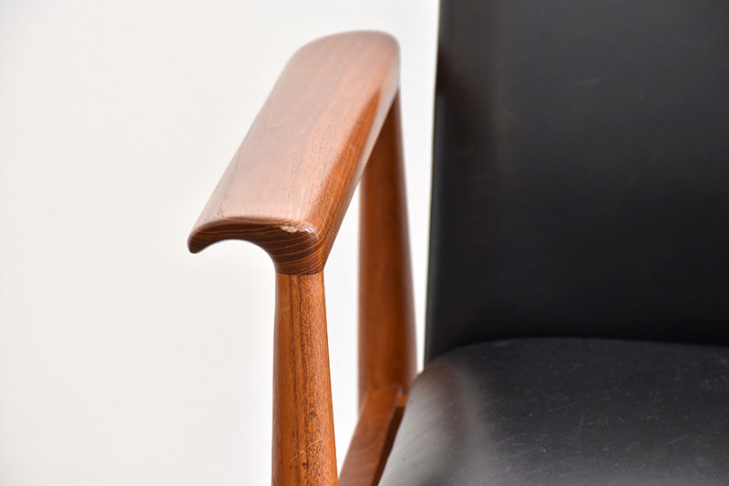 Diplomat chair FD 901, Finn Juhl, France & Son