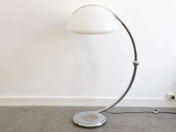 Stehlampe Serpente, Elio Martinelli, Martinelli Luce